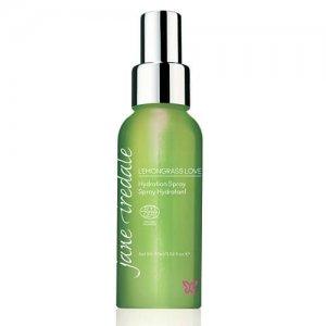 New Jane Iredale Lemongrass spray